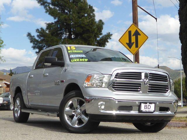 2015 RAM 1500 Lone Star