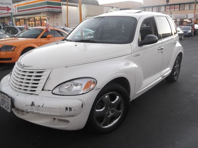 2002 Chrysler PT Cruiser Limited Our 2002 PT Cruiser Limited Edition wagon combines the retro look