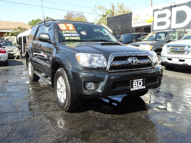 2007 Toyota 4Runner SR5 Sport  VIN JTEZU14R578068070 CALL FOR INTERNET SPECIAL 866-363-1443