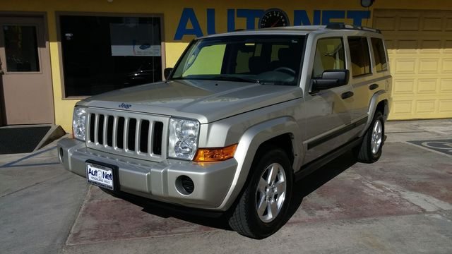 2006 Jeep Commander 37L This Jeep Commander is an excellent and spacious SUV Automatic transmiss