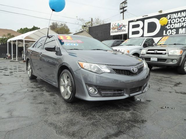 2012 Toyota Camry SE  VIN 4T1BK1FK0CU504400 CALL FOR INTERNET SPECIAL 866-363-1443