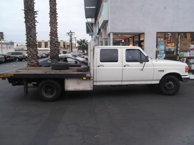 1991 Ford F-350 flatbed We think this F350 Chassis Cab a diamond in the rough and were confident