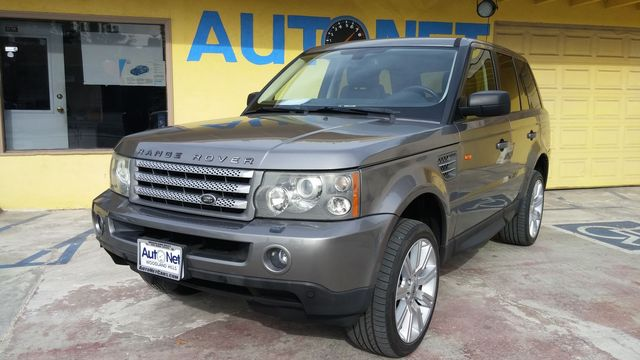 2008 Land Rover Range Rover Sport SC Looking for a stylish and sporty SUV Look no further This 20