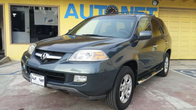 2005 Acura MDX Touring Looking for an all-wheel drive SUV Look no further This Acura MDX has it a