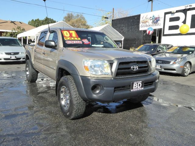 2007 Toyota Tacoma  VIN 5TELU42N87Z334174 CALL FOR INTERNET SPECIAL 866-363-1443