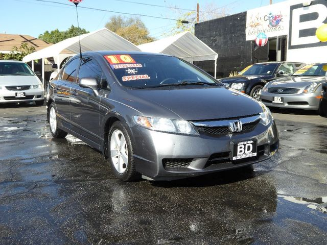 2010 Honda Civic Sdn LX-S  VIN 2HGFA1F61AH313680 CALL FOR INTERNET SPECIAL 866-363-1443
