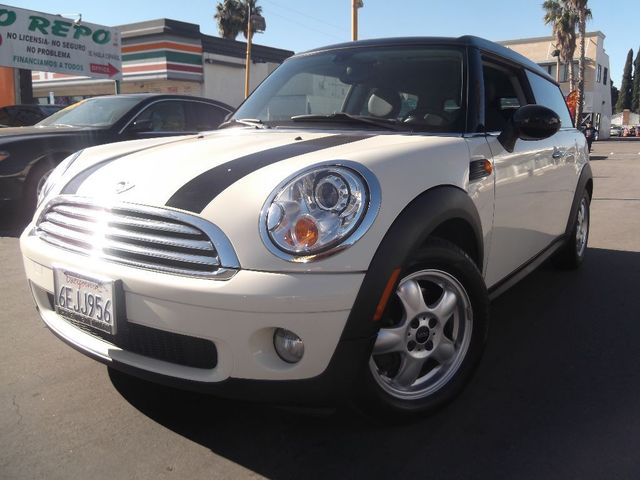 2008 MINI Cooper Clubman Our 2008 Mini Cooper Clubman will spoil you with amenities Under the hood