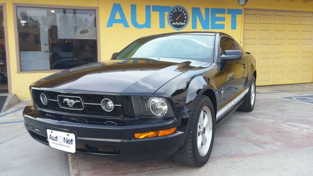 2007 Ford Mustang Premium This Ford Mustang V6 Premium is an excellent choice Clean Carfax w onl