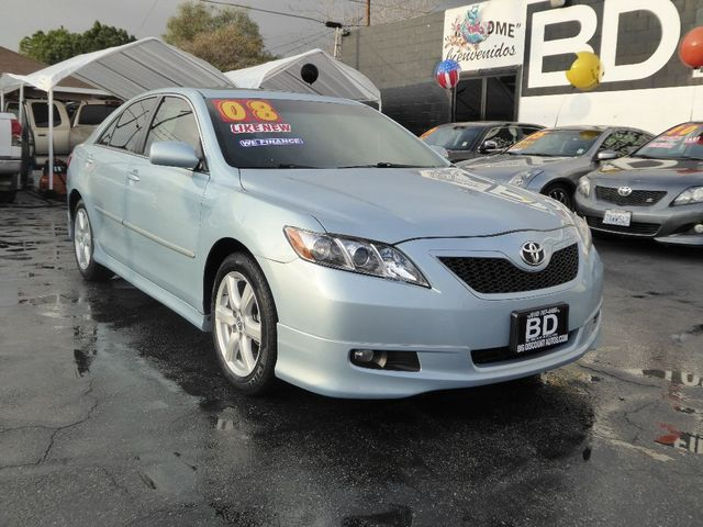 2008 Toyota Camry SE  VIN 4T1BK46KX8U568453 CALL FOR INTERNET SPECIAL 866-363-1443