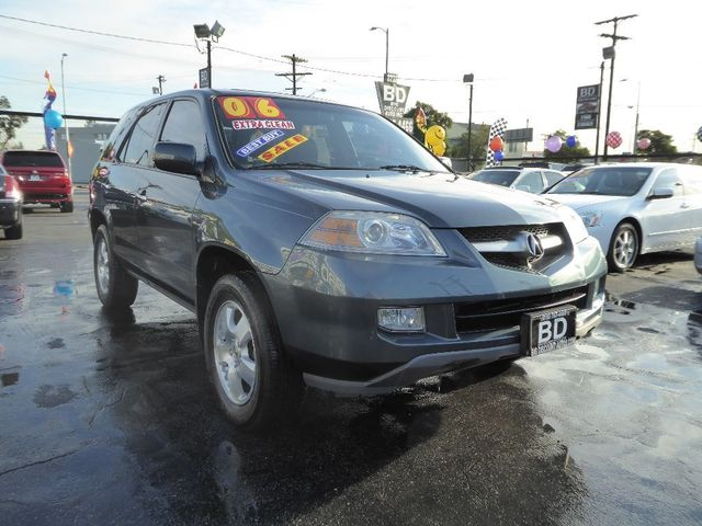 2006 Acura MDX  VIN 2HNYD18256H533592  CALL FOR INTERNET SPECIAL 866-363-1443