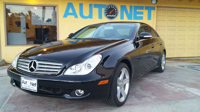 2007 Mercedes CLS550 55L One look at this Mercedes-Benz CLS 550 will have you falling in love with