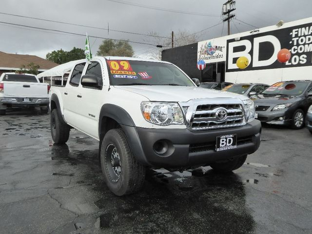 2009 Toyota Tacoma PreRunner  VIN 3TMJU62N29M081050 CALL FOR INTERNET SPECIAL 866-363-1443
