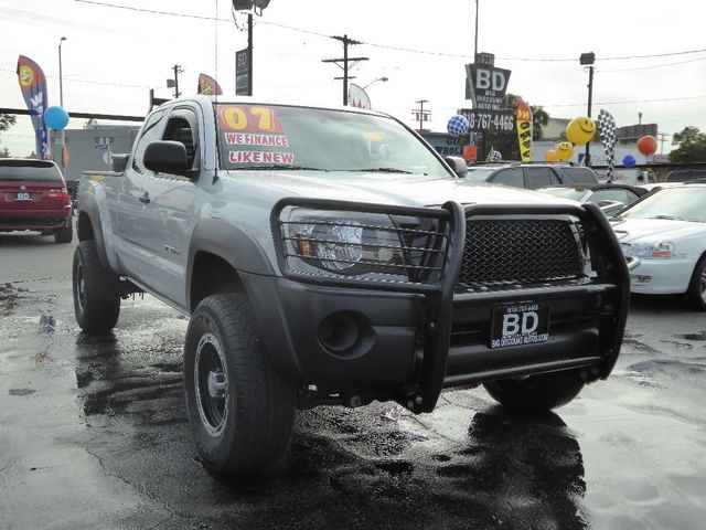 2007 Toyota Tacoma PreRunner  VIN 5TETX62N47Z360113 CALL FOR INTERNET SPECIAL 866-363-1443