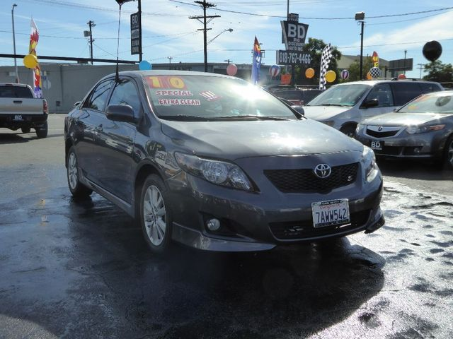 2010 Toyota Corolla  VIN 2T1BU4EE4AC406721 CALL FOR INTERNET SPECIAL 866-363-1443