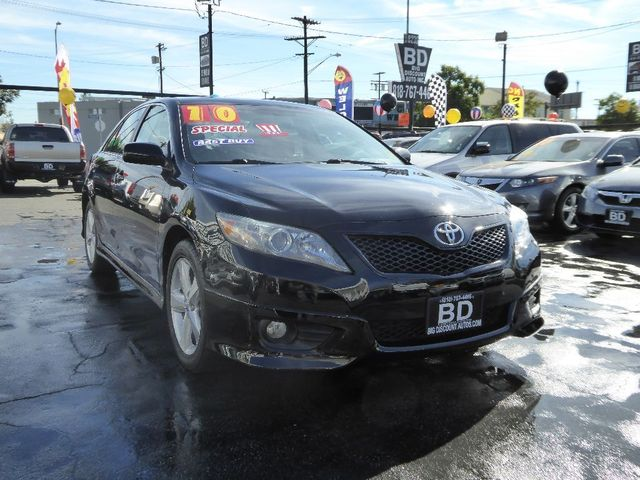 2010 Toyota Camry SE  VIN 4T1BF3EK7AU063315 CALL FOR INTERNET SPECIAL 866-363-1443