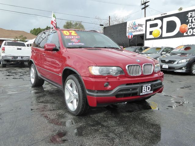 2002 BMW X5 46is 46is  VIN 5UXFB93552LN79180 CALL FOR INTERNET SPECIAL 866-363-1443