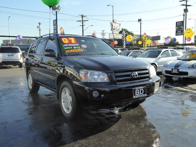 2007 Toyota Highlander Limited w3rd Row  VIN JTEDP21A270134837 CALL FOR INTERNET SPECIAL 866-36