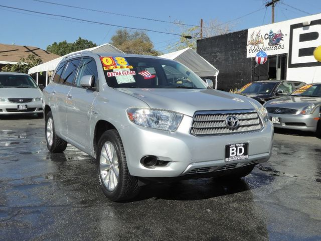 2008 Toyota Highlander Hybrid  VIN JTEEW41A782022575  CALL FOR INTERNET SPECIAL 866-363-1443