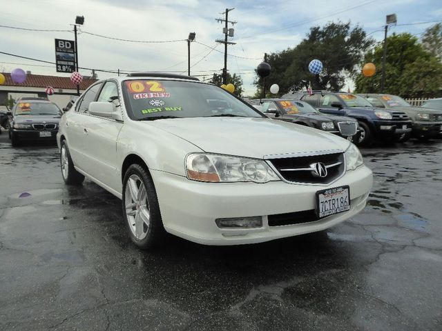 2002 Acura TL  VIN 19UUA56612A058267 CALL FOR INTERNET SPECIAL 866-363-1443