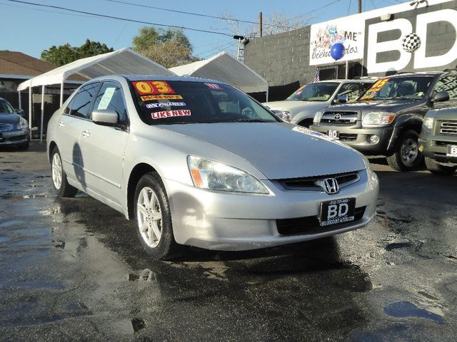 2003 Honda Accord Sdn EX  VIN 1HGCM66573A042253 CALL FOR INTERNET SPECIAL 866-363-1443
