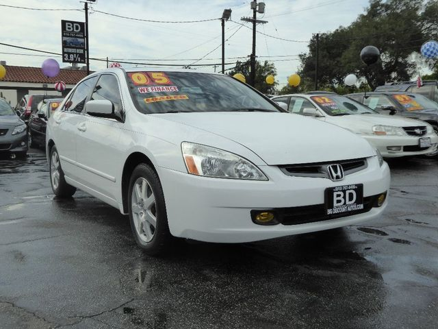 2005 Honda Accord Sdn EX-L V6 with NAVI  VIN 1HGCM66805A039594 CALL FOR INTERNET SPECIAL 866-363