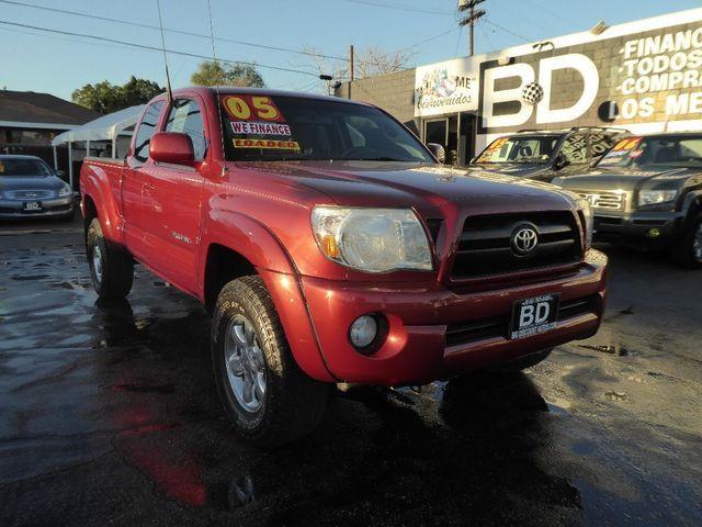 2005 Toyota Tacoma PreRunner  VIN 5TETU62N85Z034692 CALL FOR INTERNET SPECIAL 866-363-1443