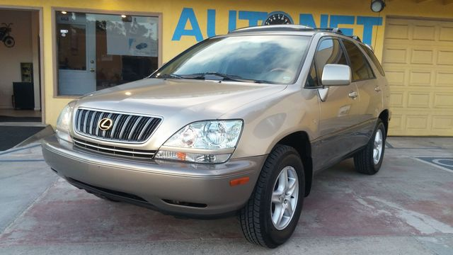 2003 Lexus RX 300 This Lexus RX300 is one FINE looking SUV Experience luxury to the next level in