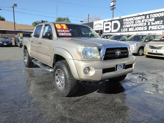 2007 Toyota Tacoma PreRunner  VIN 3TMJU62N87M033260  CALL FOR INTERNET SPECIAL 866-363-1443