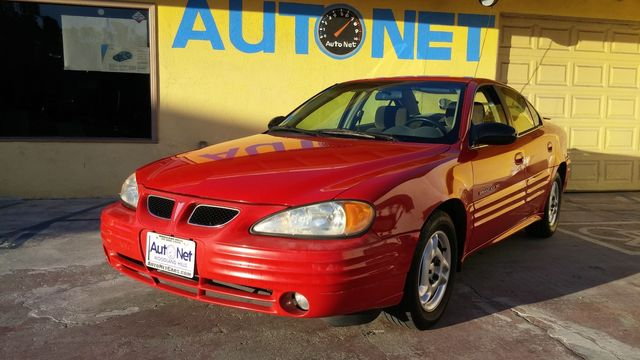 2002 Pontiac Grand Am SE This Pontiac Grand Am is in excellent condition Red on Beige interior lo