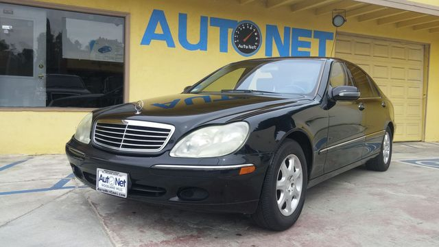 2001 Mercedes S430 Premium W Navigation The Mercedes-Benz S-Class is a top of the line luxury veh