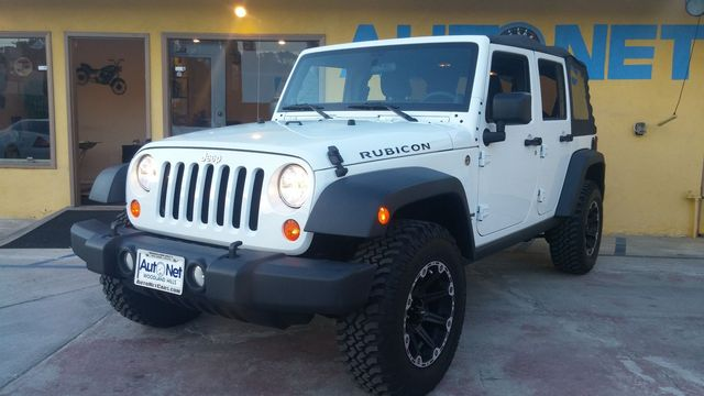 2011 Jeep Wrangler Unlimited Rubicon 4x4 This Jeep Wrangler Unlimited Rubicon is one nice looking