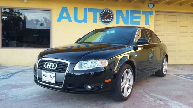 2007 Audi A4 20T Looking for a sporty sedan for your next car This Audi A4 is the perfect choice
