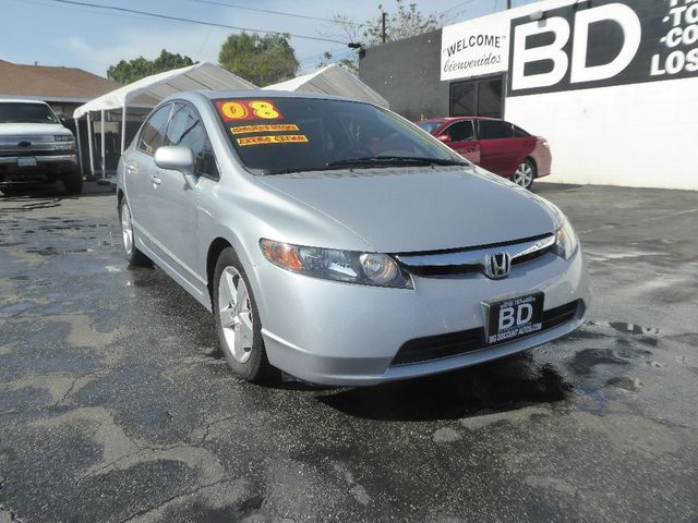 2008 Honda Civic Sdn EX  VIN 2HGFA16858H353966  CALL FOR INTERNET SPECIAL 866-363-1443