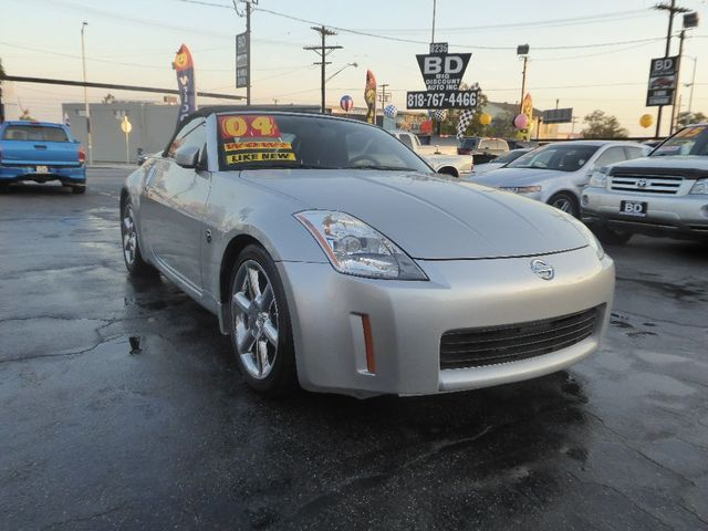 2004 Nissan 350Z Touring  VIN JN1AZ36A04T011180  CALL FOR INTERNET SPECIAL 866-363-1443