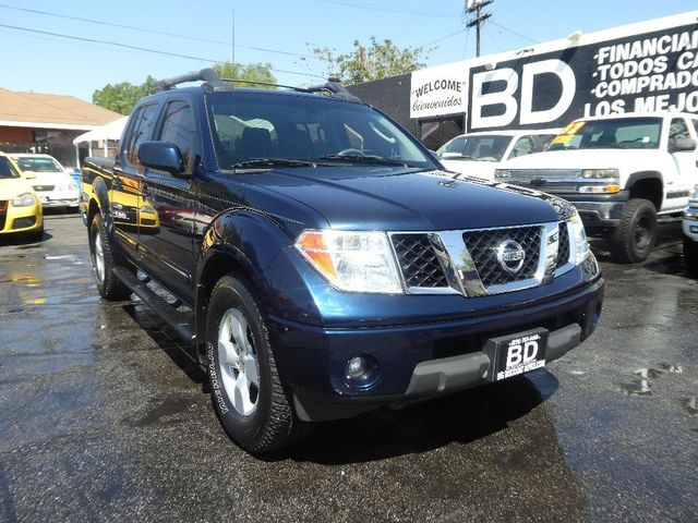 2007 Nissan Frontier LE  VIN 1N6AD07U27C424223  CALL FOR INTERNET SPECIAL 866-363-1443