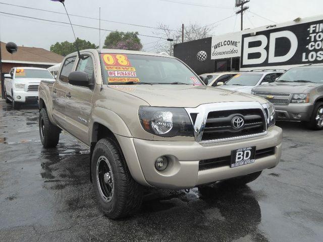 2008 Toyota Tacoma PreRunner  VIN 3TMJU62N78M064954  CALL FOR INTERNET SPECIAL 866-363-1443