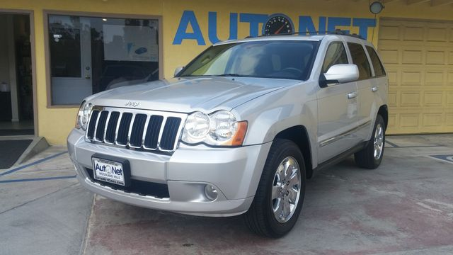 2008 Jeep Grand Cherokee Limited HEMI This Jeep Grand Cherokee Limited will simply take your breat