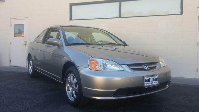 2003 Honda Civic EX Coupe Wow You wont see another Honda Civic EX Coupe in this condition LOW M