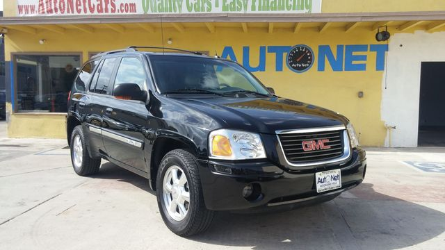 2004 GMC Envoy SLT 4WD This GMC Envoy SLT is a one of a kind unique and stylish SUV 4WD Black on