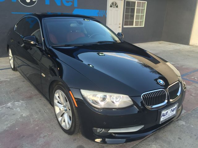 2012 BMW 328i with M-Sport suspension amp Beautiful This combination Black on Red looks great T