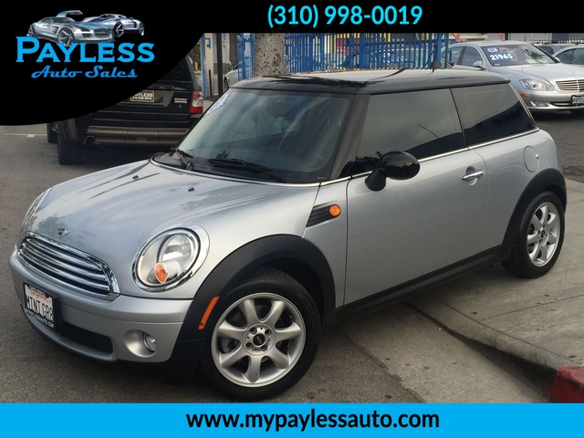 2007 MINI Cooper Hardtop We Finance Everyone Carfax Financing rates starting from 2 99 Bring