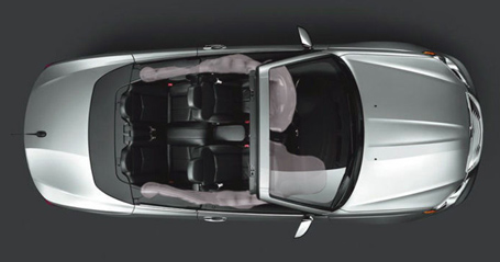multistage driver and front-passenger airbags