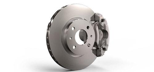 2015 FIAT 500 Four-Wheel Disc Antilock Brakes