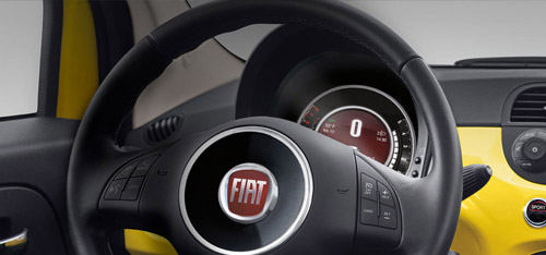 2015 FIAT 500 Style in Control