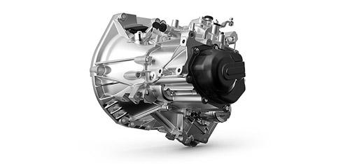 2015 FIAT 500 Transmission
