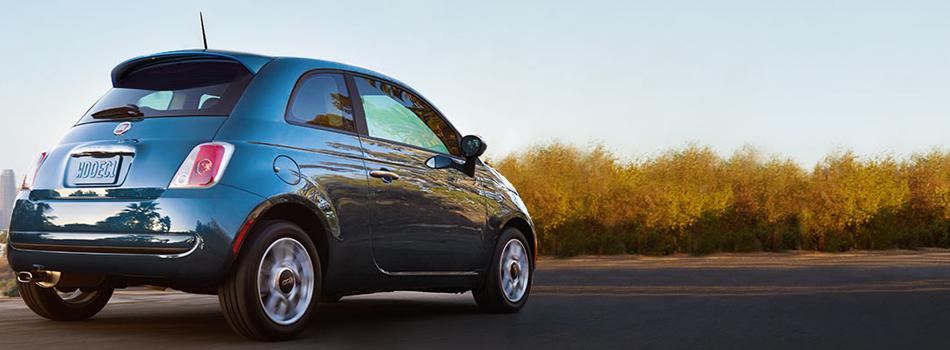 2015 FIAT 500 Warranty