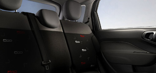 2015 FIAT 500L Sophisticated Seating