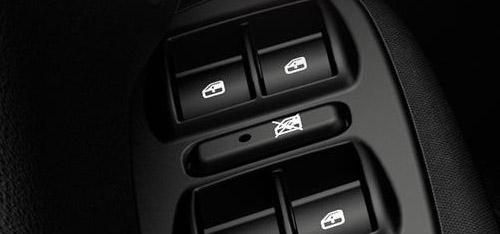 2015 FIAT 500L Power Lock & Windows