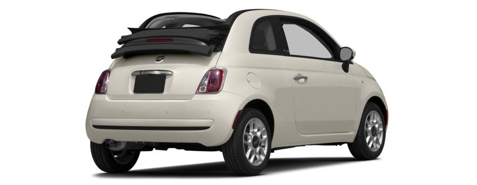 FIAT 500c overview image