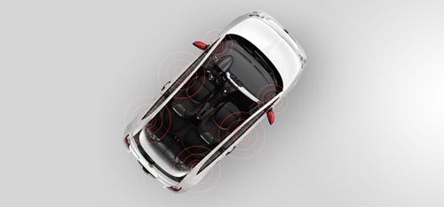 2015 FIAT 500 Abarth Beast Audio